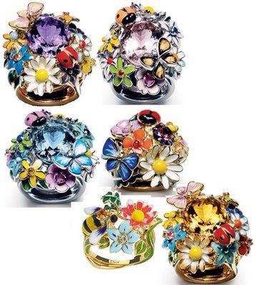 nuovo concetto f4046 808fc Gioielli Dior - The Shopping List
