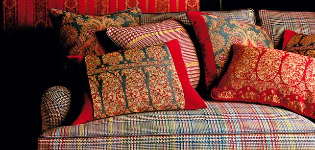 Tessuti etro per divani modificare una pelliccia for Vendita tessuti arredamento on line