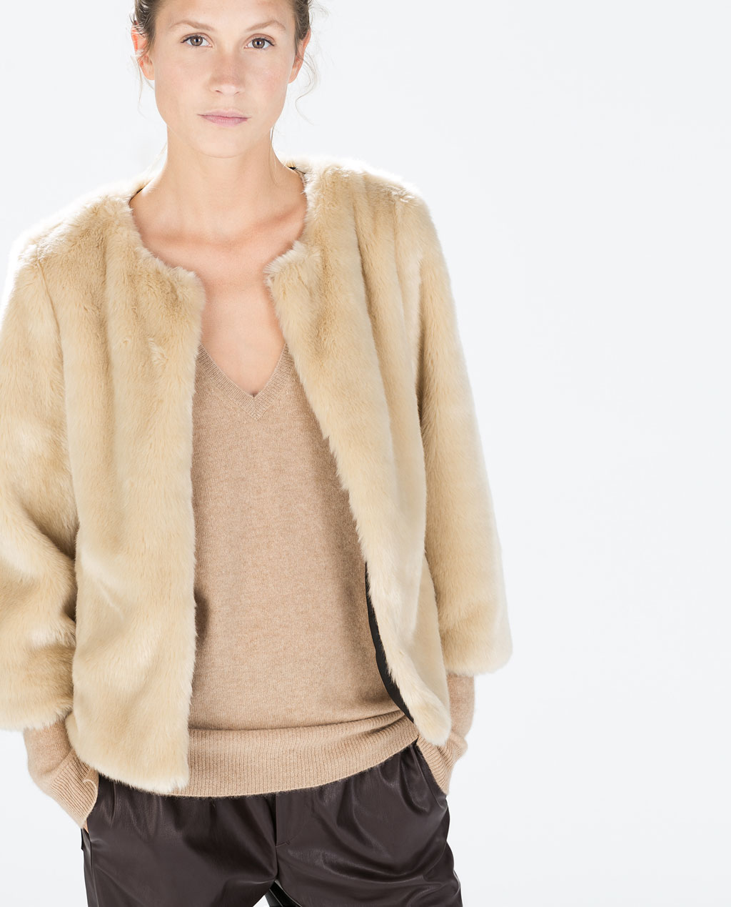 timeless design 6576e 92a25 I love faux fur - The Shopping List