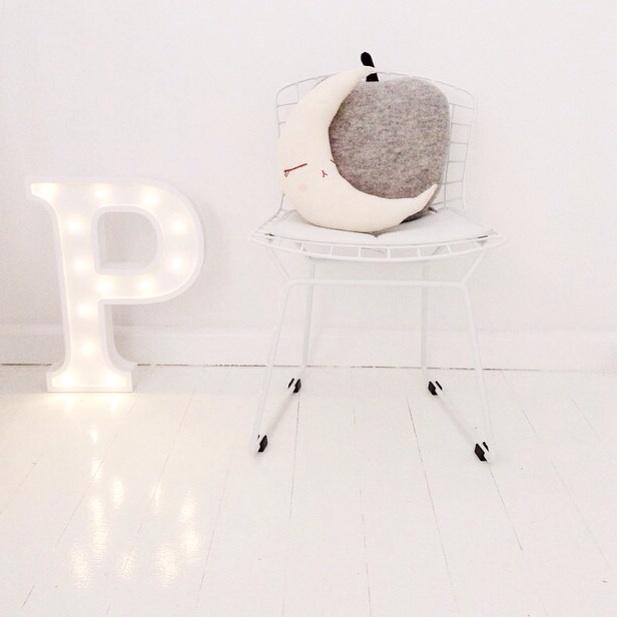 Little letter lights the shopping list for Portapane alessi prezzo