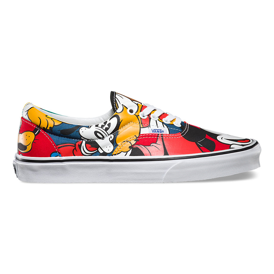 scarpe vans mickey mouse